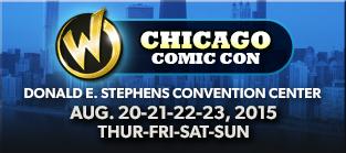 Chicago Comic Con (Wizard World) Review