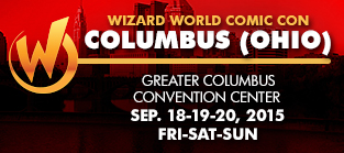Columbus Comic Con (Wizard World) Review
