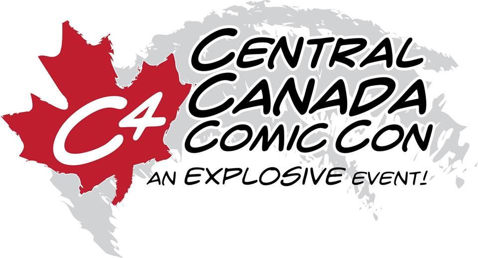 Winnipeg Central Canada Comic Con (C4) Review