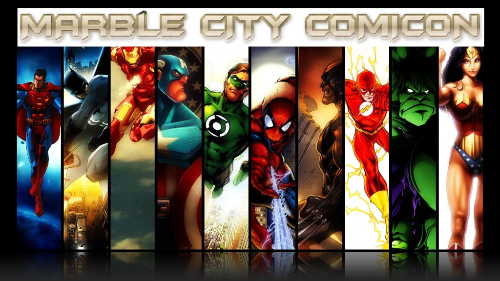 Marble City Comic Con Review