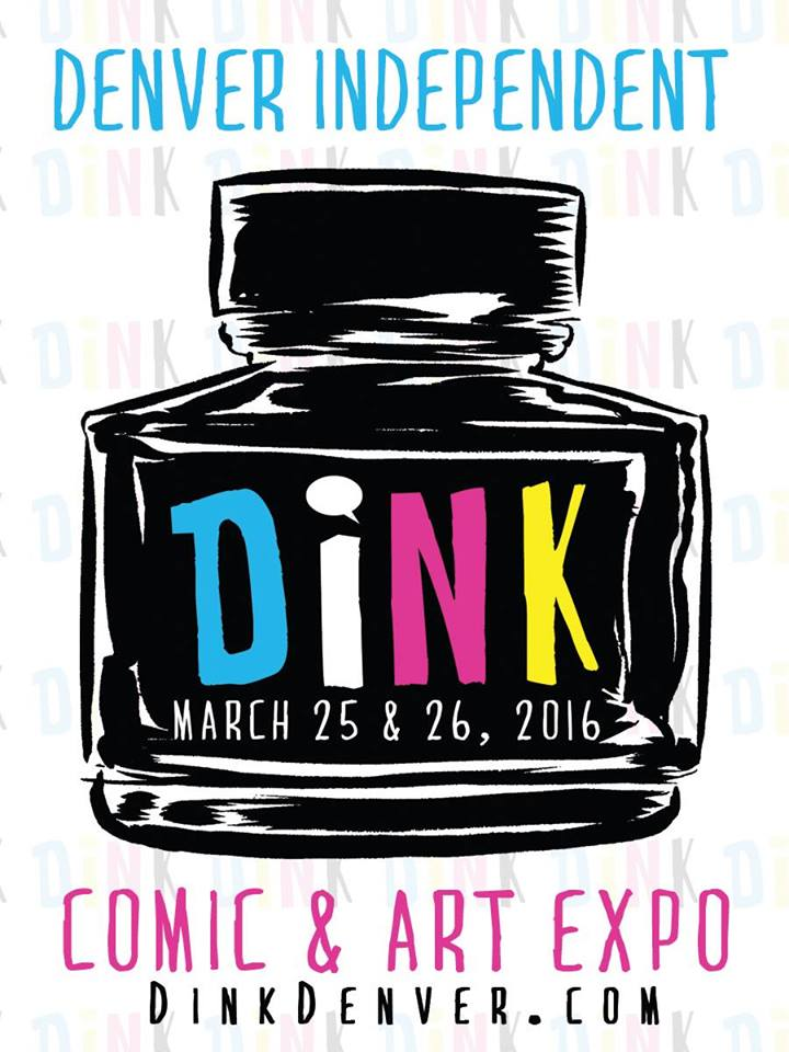 Denver Independent Comic and Art Expo (DINK) Review