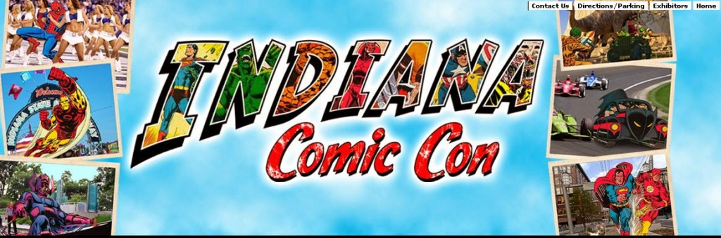 Indiana Comic Con Review