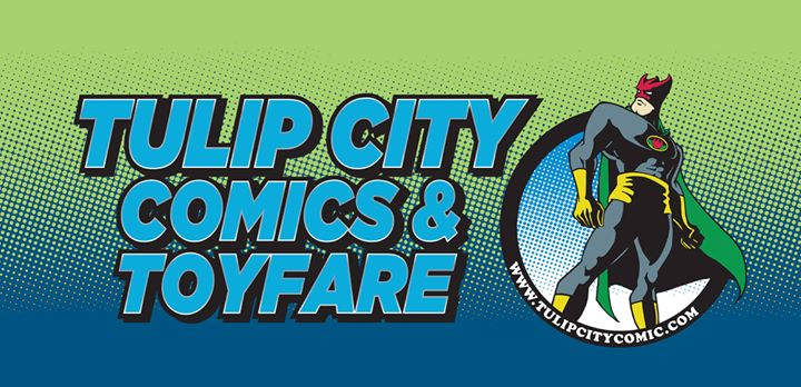 Tulip City Comics and Toyfare