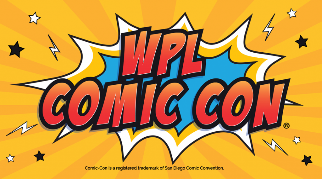 Westchester Public Library Comic Con