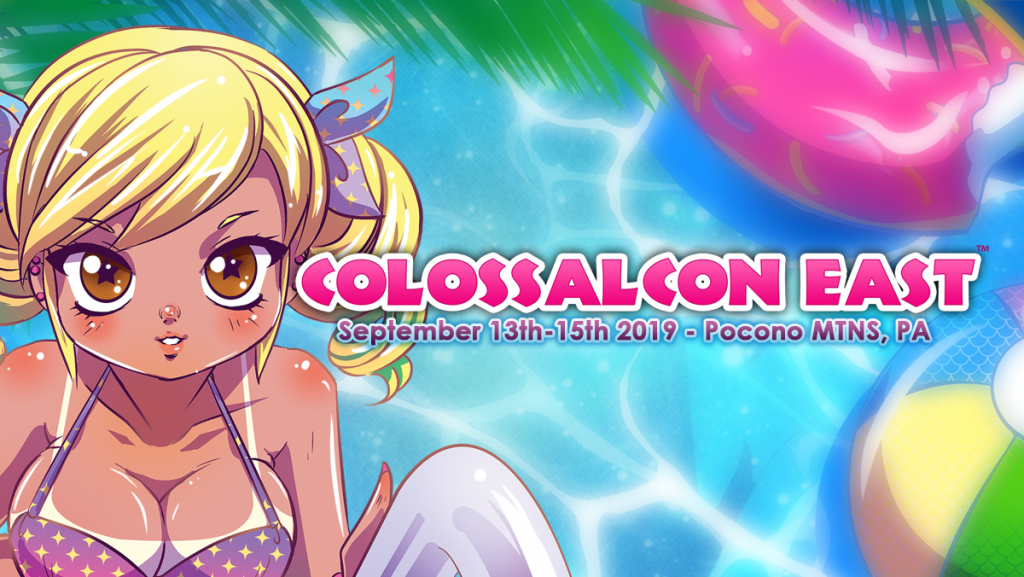 ColossalCon East Logo
