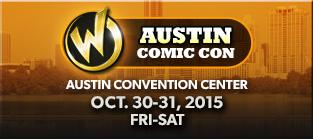 Austin Comic Con (Wizard World) Review