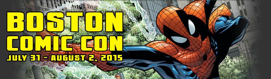 Boston Comic Con Review