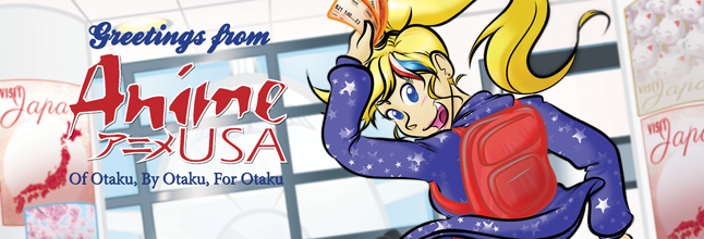 Anime USA Review