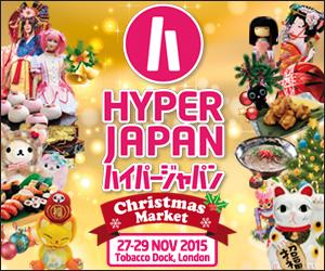 Hyper Japan Review