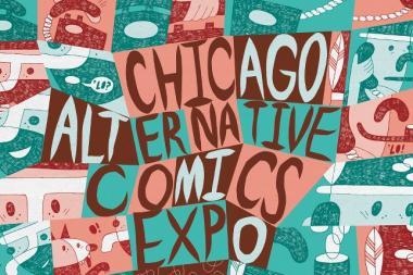 CAKE (Chicago Alternative Comics Expo) Review