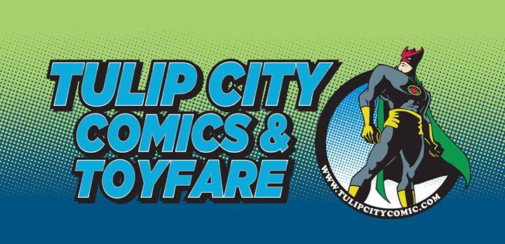 Tulip City Comics and Toyfare