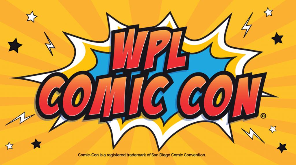 Westchester Public Library Comic Con