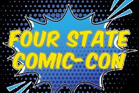 Four State Comic Con logo