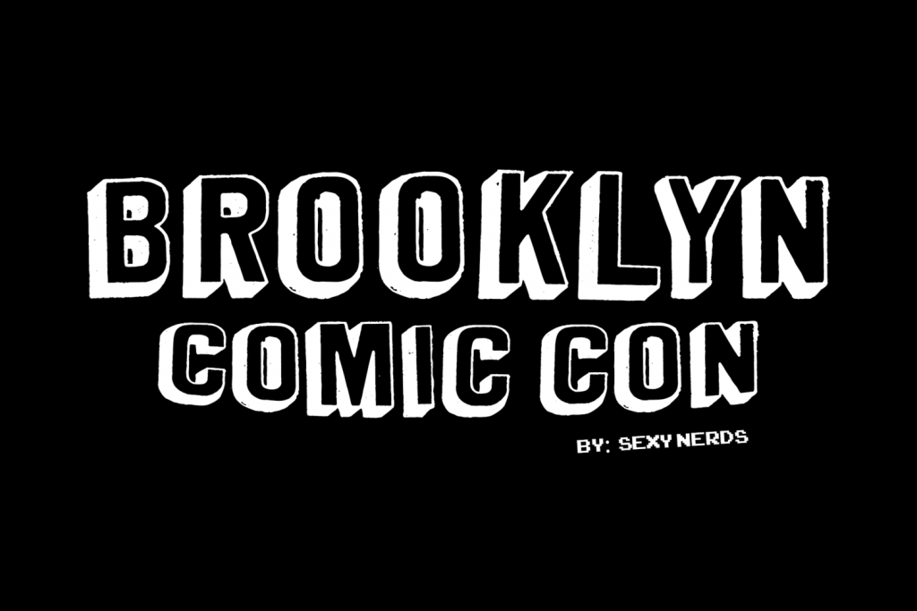 Brooklyn Comic Con Logo