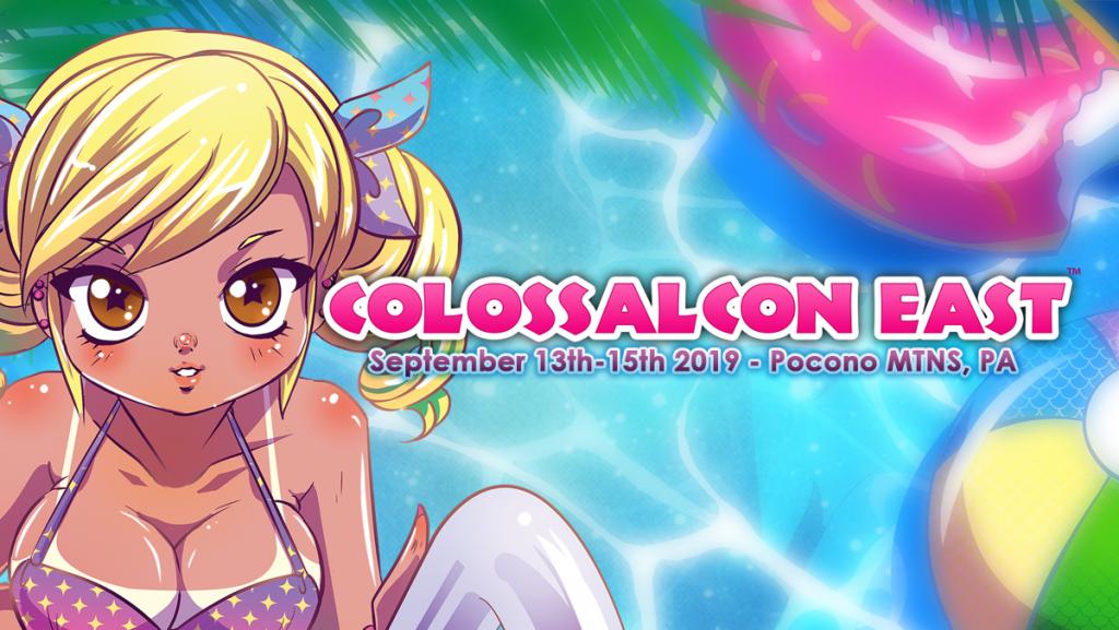 ColossalCon East Logo