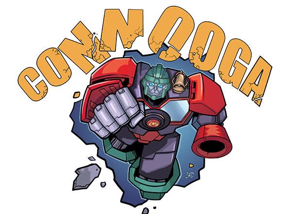 Con Nooga Logo